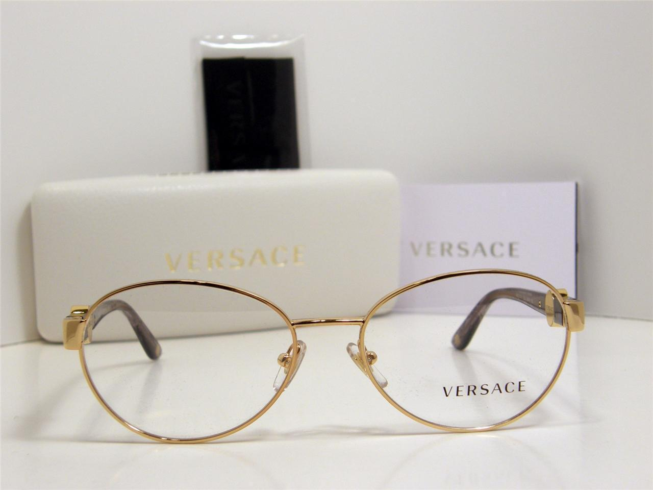 a44c0e8ea3ae6 Hot New Authentic Versace Eyeglasses VE1201 and 50 similar items