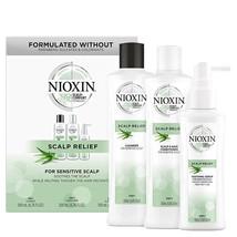 Nioxin Scalp Relief For Sensitive Scalp Kit - $34.64