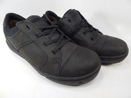 Keen Destin Low Top Size 12 2E WIDE EU 46 Mens Soft Toe Work Shoes Black 1011355