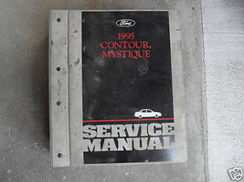 1995 Ford Contour Mercury Mystique Service Shop Repair Workshop Manual OEM - $17.77
