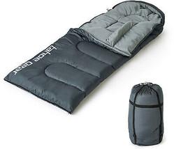Rectangular Lightweight Camping Excursion Sleeping Bag - £36.08 GBP
