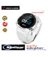 Voice Caddie Premium Golf Range Watch T5  White Color made by Korea GEAR  - $605.04