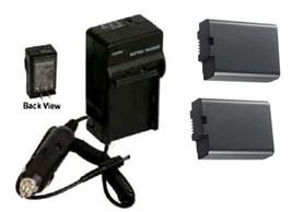 TWO 2 EN-EL21 Batteries + Charger for Nikon 1 V2 Mirrorless Digital Camera IV2 - $35.95