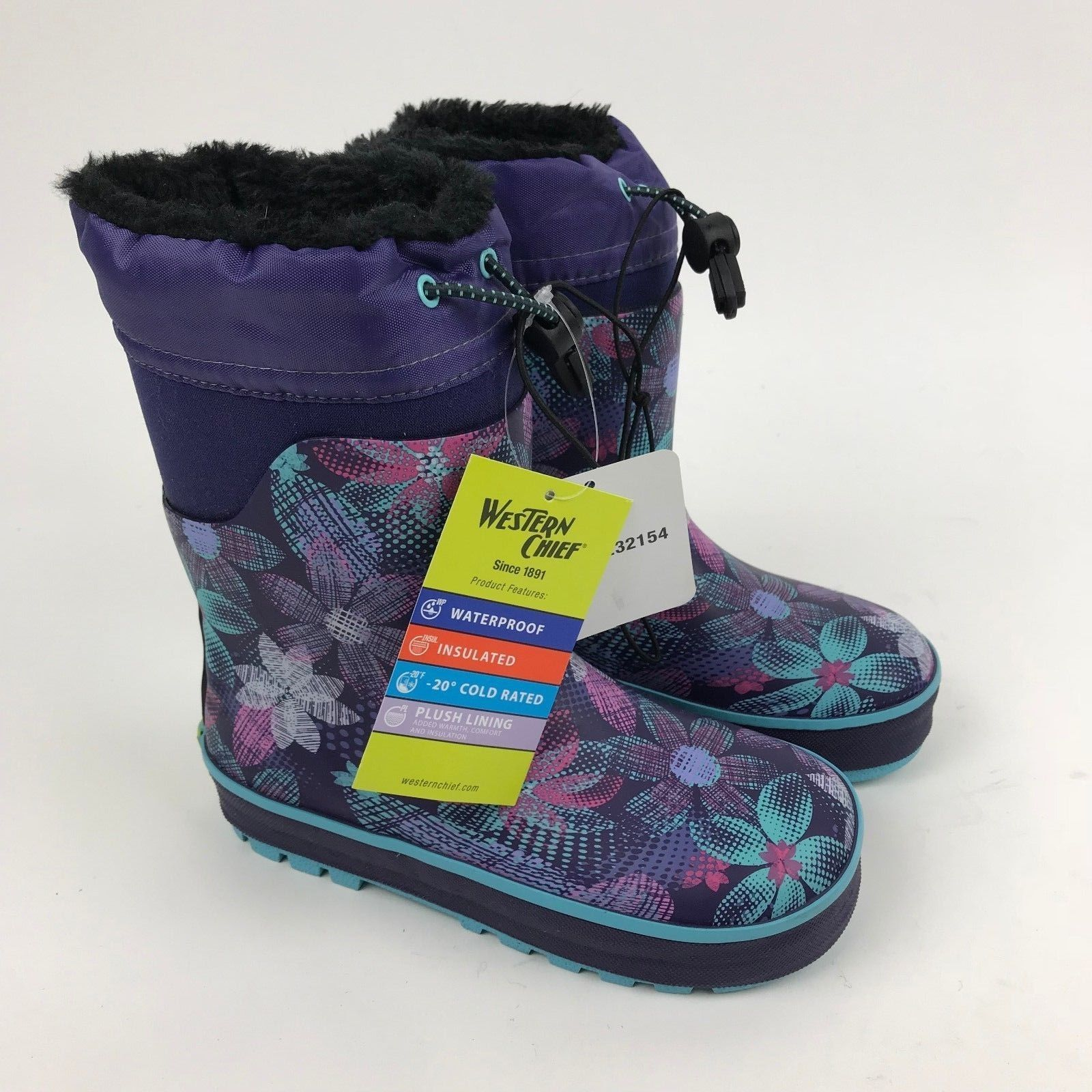 51656a18c85 NEW Girls WESTERN CHIEF Waterproof insulated and similar items