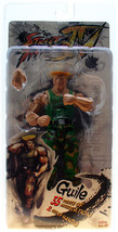 Street Fighter IV Series 2 Guile Action Figure Brand NEW! - $54.99