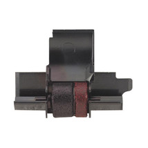 Sharp EL-1801PIII EL-2620 Calculator Ink Roller Black and Red Compatible 3 Pack