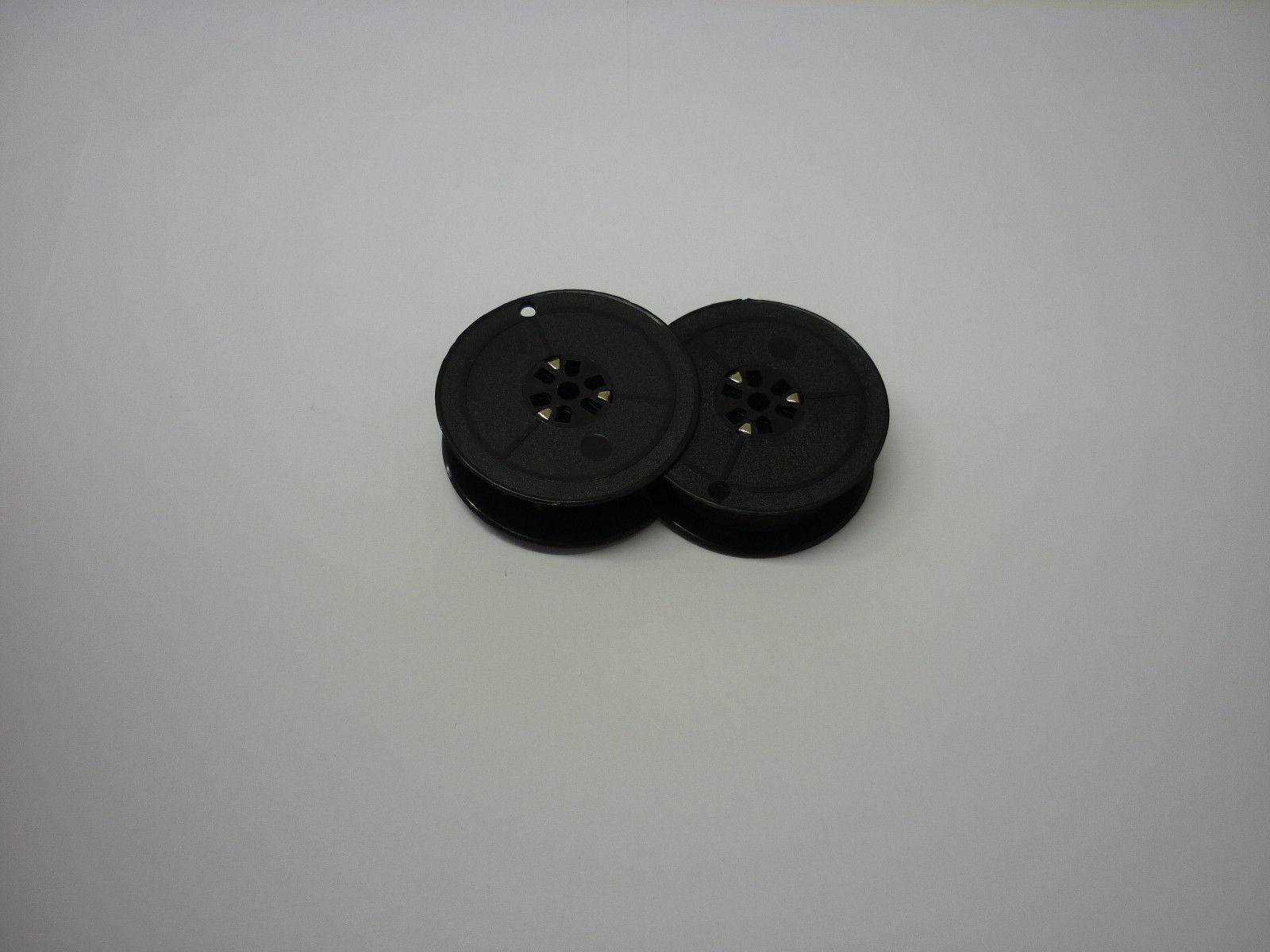Royal Ultronic Typewriter Ribbon Black Twin Spool
