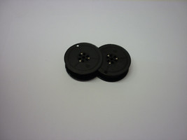 Royal Ultronic Typewriter Ribbon Black Twin Spool
