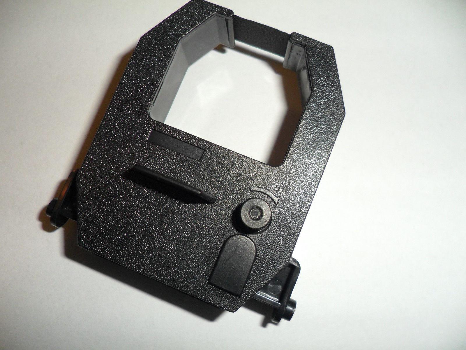 Amano MJR8500 Time Clock Ribbon Black Compatible