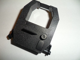 Amano BX-6000 Time Clock Ribbon Black Compatible (2 Pack) - $7.35