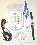 LIFE GUARDIAN MEDICAL ALARM EMERGENCY ALERT PHONE SYSTEM NO MONTHLY FEES - $74.44