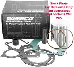 Wiseco PK1628 Top End Piston Kit 2.00mm Oversize 88.00mm Fits Kawasaki KX500 - $174.74