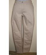 "NWT $120 Kate Spade Saturday Jeans Sz 27 Skinny Jean Two Tone  Stone 30""... - $32.90"