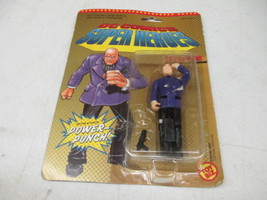 "Super Heroes Lex Luthor ""Power Punch"" Toy Biz 1989 Action Figure Dc Comics - $32.99"