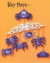 "Greeting Halloween Card ""Hey There-"" Nephew, Hope Your Halloween.. - $1.50"