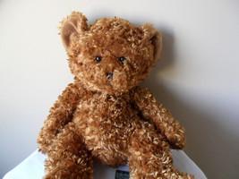 "14"" Russ TEDDY Bear  Honeyfitz Brown Plush Toy STUFFED ANIMAL Collectible - $12.69"