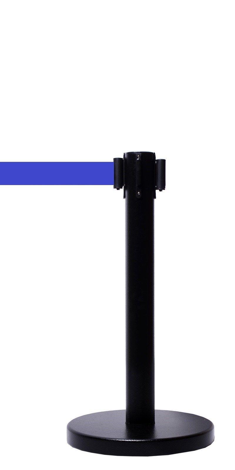 RETRACTABLE BELT STANCHION 2 PCS SET VIP CROWD CONTROL CUSTOM HEIGHT