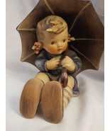 "M.I.HUMMEL 5"" Boy With Umbrella Figurine W. Germany #152/0B - TMK2 and Mint - $371.75"