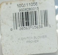 A O Smith Blower Prover Switch 100111056 Works With Natural Or Propane Gas image 7