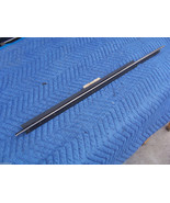 1987 CHEVY CAPRICE ESTATE WAGON LEFT REAR DOOR LOWER WINDOW TRIM USED OE... - $94.05