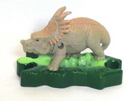 Disney's Dinosaur Toy Figure Eema Styracosaurus McDonalds 2000 Cake Topper - $3.00
