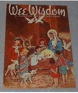Wee Wisdom December 1952 Children's Magazine Christmas Issue - $5.95