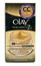Olay Total Effects 7 In One Eye Brightening CC Cream Anti Aging - NEW! - $29.98