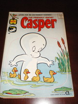 The Friendly Ghost Casper #23 VG 1960 Harvey Comic Book - $5.95
