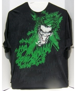 Pre-Owned DC Batman Joker Laughing Short Sleeve Graphic T-Shirt XXL Size... - $24.95