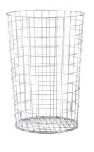Round Wire Utility Basket, Zinc Plated - 45 Gallon (6 Bu.) Capacity Mode... - $94.29