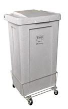 4 1/2 Bushel Poly Laundry Hamper Model Number 695 - $276.02