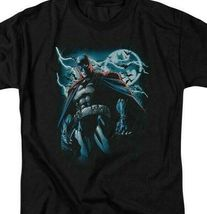 Batman t-shirt retro DC comics fictional superhero Gotham graphic tee BM2122 image 3