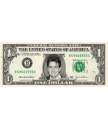 CHARLIE SHEEN on a REAL Dollar Bill Cash Money Memorabilia Collectible C... - $8.88