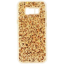 Case-Mate Karat Series Case for Galaxy S8+ (Plus) - Clear/Rose Gold Flak... - $10.99