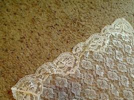 Chapel Veil - Rectangle - Ivory - V-32 image 2