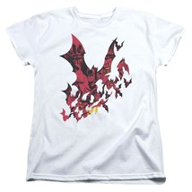 Batman - Broken City Short Sleeve Women's Tee Shirt Officially Licensed T-Shirt - $20.99+