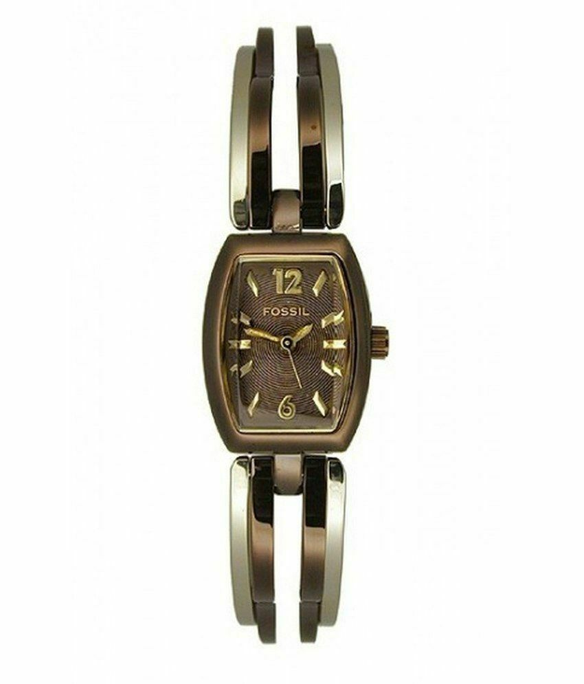 Primary image for Ladies Watch Fossil ES 1859 Brown.