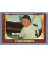 Vintage MLB 1955 BOWMAN #109 VERN STEPHENS EX-MT  - $15.75