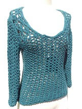 Sweater Knite top , high quality Green color, Size S - $49.00