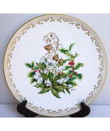"Holiday Sale! Edward Marshall Boehn ""Winter Holiday Bouquet"" Decorative ... - $6.95"