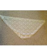 Chapel Veil - Triangle  White - V-1 - $15.99