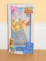 Barbie Vêtements Tenues Accessoires Toy Story 4 Accords Ouest Cowboy Neuf - $10.49