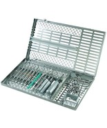 Osung EFECAL-L1 Dental Instrument Cassette 20 capacity - $139.54