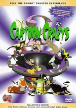 Cartoon Crazys 2 [DVD] (1998) Cartoon Crazys 2 - $8.81