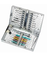 Osung EFECAD-02 Dental Instrument Cassette 16 capacity - $114.79