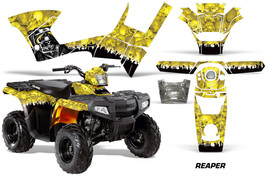 Polaris Sportsman 90 AMR Racing Graphic Wrap Kit Quad Parts Decals ATV R... - $129.95
