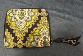 Vera Bradley Mini Zip Wallet in Cambridge