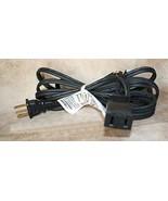West Coast Resale NEW 2 Prong/Socket Aftermarket TEAC Reel to Reel POWER... - $15.84