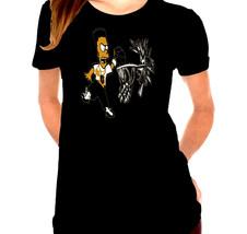 Air Bart,Jordan,Basketball,Simpson Inspired Ladies T-Shirt - $12.00