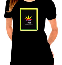 Apple iPhone Inspired, Spoof, Funny Ladies T-Shirt - $12.00